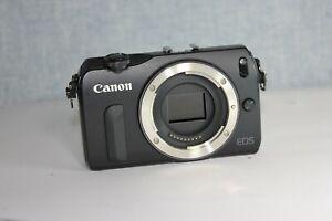 Canon Eos M Mirrorless Camera full spectrum  converted camera  Astrophotography