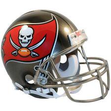 TAMPA BAY BUCS RIDDELL NFL FULL SIZE AUTHENTIC PROLINE FOOTBALL HELMET