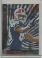 1997 DONRUSS ANDRE REED PRESS PROOF