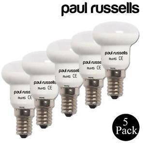 5 Pack LED R39 3W 4W Bulbs Warm White Day Light Energy Saving A+ Reflector Lamp