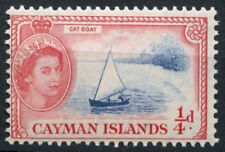 Cats Caymanian Stamps