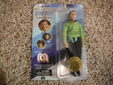 "MEGO 2018 Captain Kirk Star Trek Capt. 8"" Figure 4206/10000 of Spock Enterprise"