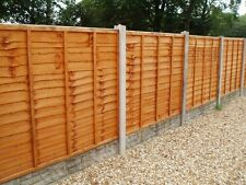 Special Offer Prices 6ft x 5ft Waney lap fence panels also sell 6x2,6x3,6x4, 6x6