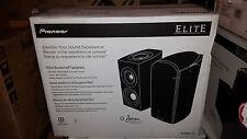 Pioneer Elite SP-EBS73-LR Black Dolby Atmos Bookshelf Speakers (Pair)
