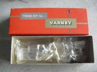 Rare Vintage 1960s HO Scale Varney 4 Auto Truck Kits in Box 2745