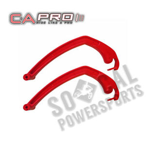 C&A PRO Replacement Snowmobile Loops RED Polaris 800 Titan XC (2018-2019)