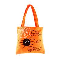 Halloween Pumpkin Witch Sugar Bag Bag Children 's Party Storage Bag Gift