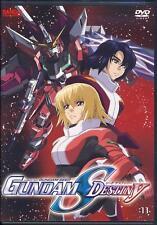 Mobile Suit Gundam Seed Destiny Vol. 11 New DVD video Bandai