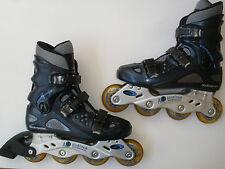Bladerunner Performa Aluminium13 Atomic 13 Abec 3 Series Inline Skates Men Us 8