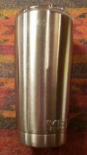 YETI 20oz Rambler Tumbler Stainless Steel Mug Insulated