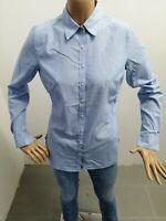 Camicia TOMMY HILFIGER Donna Taglia Size 6 Shirt Woman Chemise Femme P 6407
