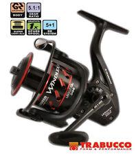 03393400 Mulinello Pesca Trabucco Windlex 4000 Fd Spinning Bolognese 6 BB RN
