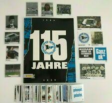 Panini 115 Jahre Arminia Bielefeld - 5/10/20/30/50 Sticker aussuchen aus 278