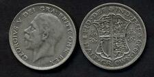 GREAT BRITAIN 1/2 Crown 1929 AG George V