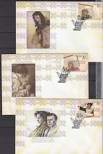 POLAND 2013 FDC SC#  Painting - Lost Works of Art