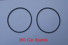 Instrument to Dash Gaskets for Smiths and British Jaeger Gauges 4 inch x 2
