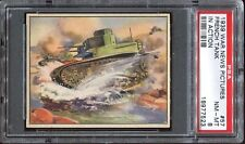 1939 War News Pictures #057 French Tank PSA 8 NM-MT