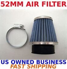 52MM Clamp-On Universal Motorcycle Air Filter- MAY FIT Honda CB900 CB1000 CB1100