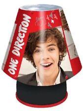 One Direction Child Safe Bedside Desk Lamp