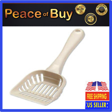 Best Cat Pet Litter Jumbo Scoop w/Microban for Easy Cleaning & Anti Bacteria