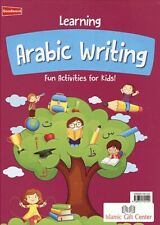 Learning Arabic Writing (Fun Activities for Kids)