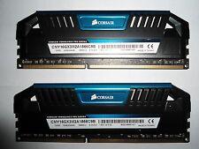 CORSAIR VENGEANCE PRO 16GB (2x8GB) *Blue *CL9 DDR3 15000 1866 CMY16GX3M2A1866C9B