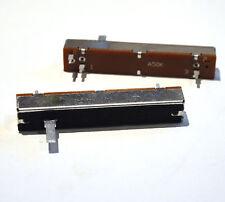 50K ohm Potentiometer Audio Slide Pot Resistor S50K - UK seller