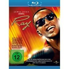 RAY -  BLU-RAY NEUWARE JAMIE FOXX,KERRY WASHINGTON,CLIFTON POWELL,REGINA KING