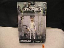 "The Matrix SWITCH 6"" Action Figure No. 28012 NEW 1999 Warner Bros."