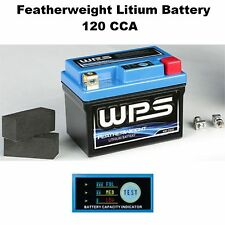 Featherweight Lithium Motorcycle Battery 12V/24WH Honda Dirtbike CRF 150 230 250