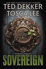 Sovereign (The Books of Mortals), Lee, Tosca, Dekker, Ted, Good Condition, Book