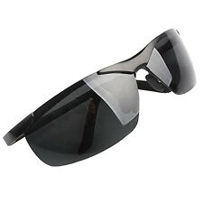 MEN'S FASHION POLICE METAL FRAME POLARIZED SUNGLASSES DRIVING GLASSES FIRST-RATE