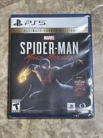 Marvel's Spider-Man: Miles Morales -- Ultimate Launch Edition (Sony PlayStation