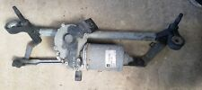 Vauxhall Corsa D Wiper Motor and Linkage 13182342