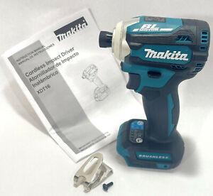 Makita XDT16Z Cordless 18 Volt Brushless Quick Shift 1/4 Impact 18V Brand New