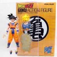 Dragon ball Z Son Gokou Figure Kaiyodo Special Present of DVD-BOX JAPAN