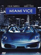 Dvd MIAMI VICE Limited Edition **Cofanetto con Pulsante Accensione Auto** .NUOVO