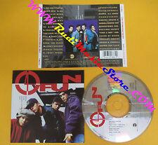 CD 4-FUN The Unbelievable Fun Boys EAST/WEST 7 91788-2 no lp mc dvd (CS52)