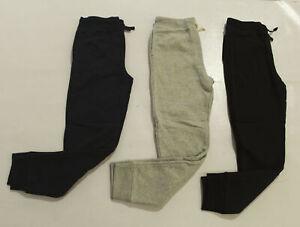 The Children's Place Boys Uniform Jogger Pants 3-Pack MP0 Multicolor Size 10/12