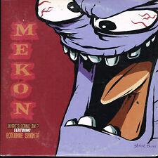 CD single: Mekon feat. Roxanne Shanté: what's going on?. 1 titres. WoS. D6