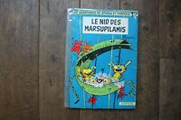 LE NID DES MARSUPILAMIS/EO.1960/BE/TBE/FRANQUIN/ED.DUPUIS