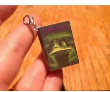 Harry Potter and the Half-Blood Prince Mini Book Pendant