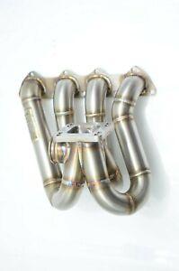 1320 PERFORMANCE B series T3 T4 Top mount turbo manifold GSR SI b18 b18c BLEMISH