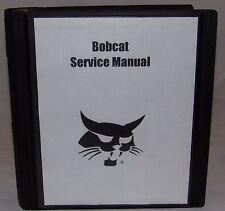 Bobcat 963    Skid Steer Loader Service Manual