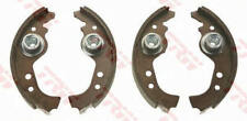 Fiat rear brake shoes, 128, 127 and others (TRW)