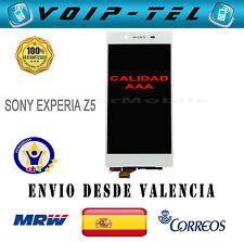 PANTALLA COMPLETA LCD DISPLAY CON TACTIL SONY XPERIA Z5 E6603 E6633 E6653 BLANCO