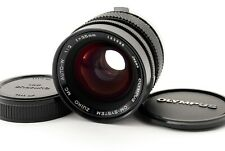[Exc ++]  Olympus OM-System Zuiko MC Auto-W  35mm f/2 MF Lens from Japan