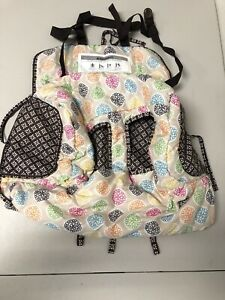 Nuby Shopping 2 In 1 Cart Cover And High Chair Cover Floral
