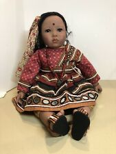 Tanda From India Vinyl Doll By Carin Lossnitzer Gotz Doll Company Euc! $650!