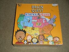 Sealed Brain Quest States Memory Game 2015 -